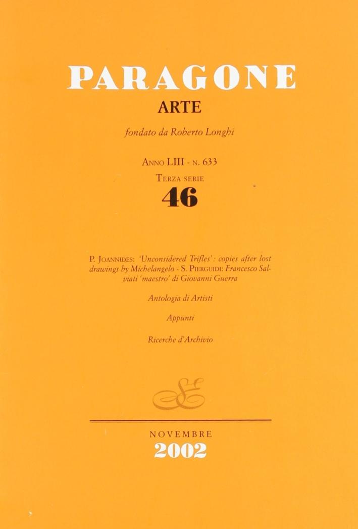 Paragone Arte 633. Terza serie. 46.