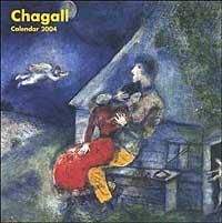 Chagall. Calendario 2004
