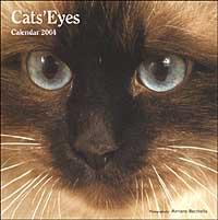 Cats'eyes. Calendario 2004