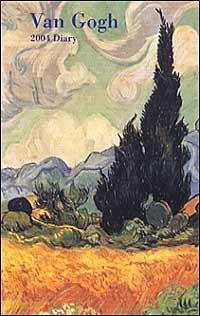 Van Gogh. Agenda settimanale 2004 piccola.