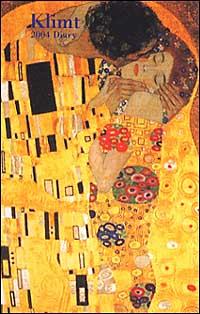 Klimt. Agenda settimanale 2004 piccola