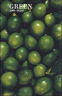 Green. Agenda settimanale 2004 piccola