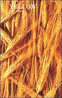 Yellow. Agenda settimanale 2004 piccola