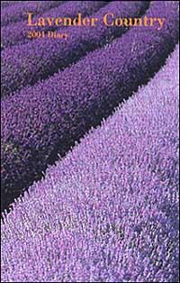 Lavander country. Agenda settimanale 2004 piccola
