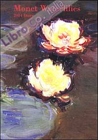 Monet waterlilies. Agenda 2004.