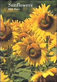 Sunflowers. Agenda 2004.