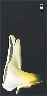 Flowers. Agenda settimanale 2004 orizzontale
