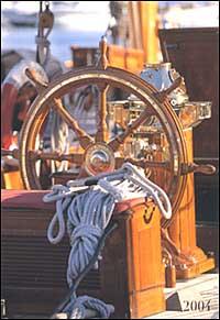 Yachting. Agenda settimanale 2004.