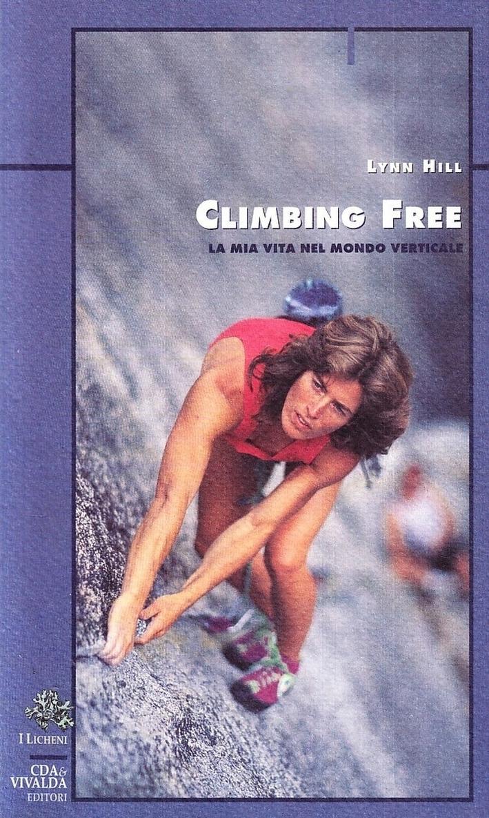 Climbing free.