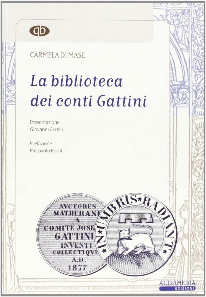 La biblioteca dei conti Gattini