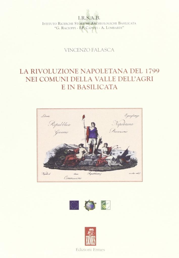 La rivoluzione napoletana del 1799 nei comuni della valle dell'Agri e in Basilicata