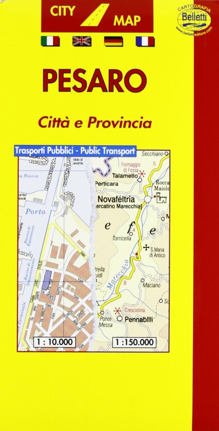 Pesaro 1:6.000