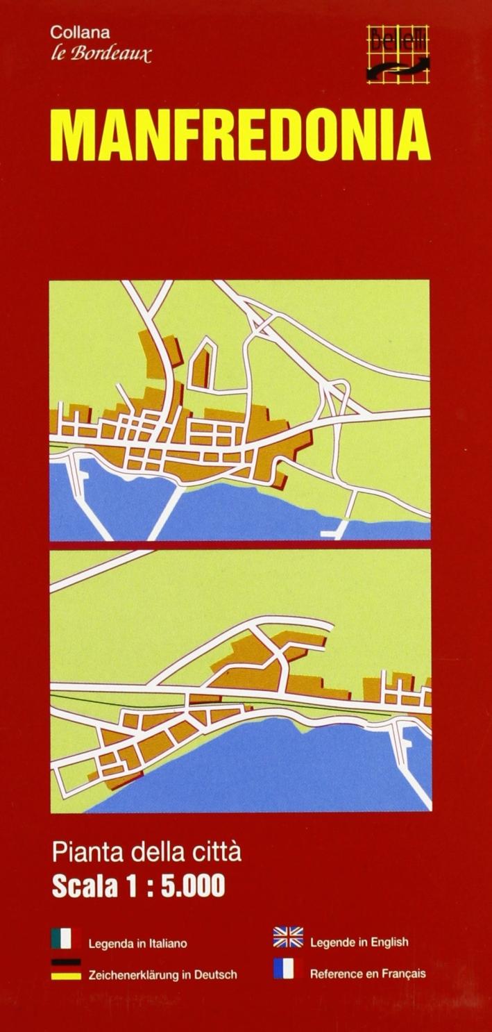 Manfredonia 1:5.000