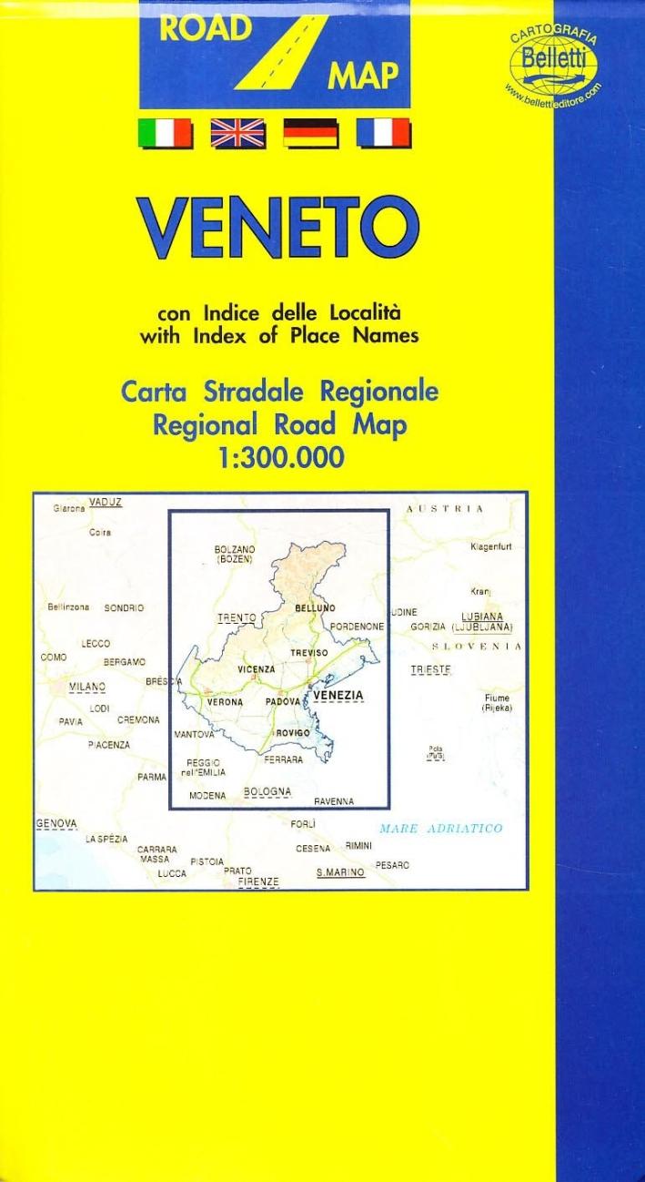 Veneto 1:300.000