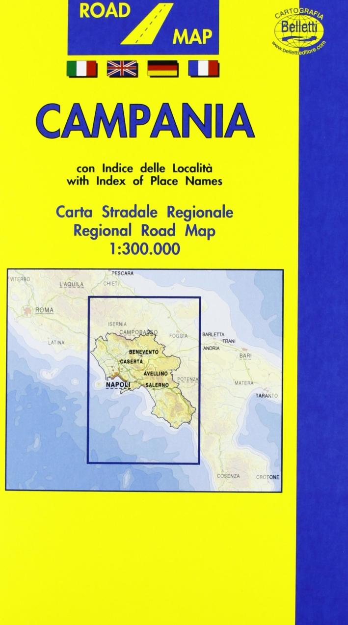 Campania 1:300.000