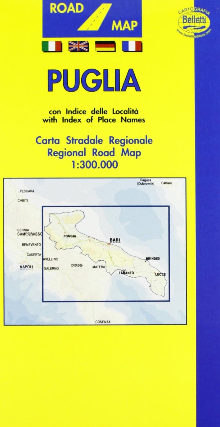 Puglia 1:300.000