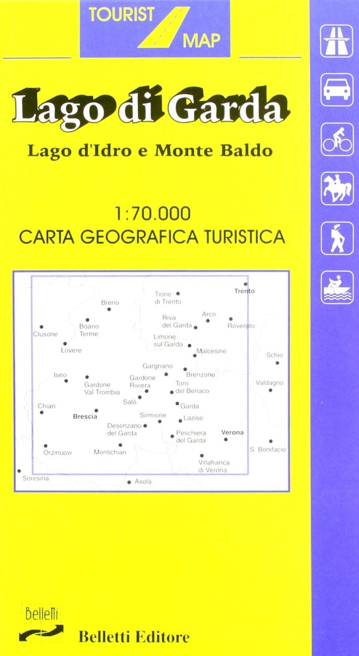 Lago di Garda 1:70.000