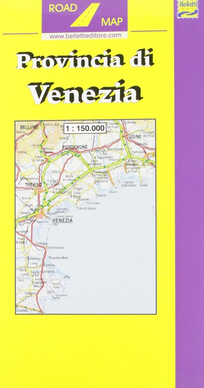 Venezia 1:150.000