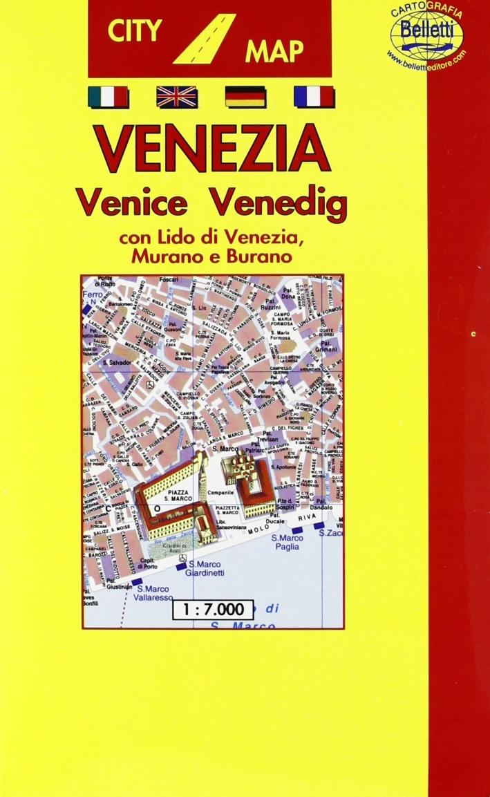 Venezia 1:7.000