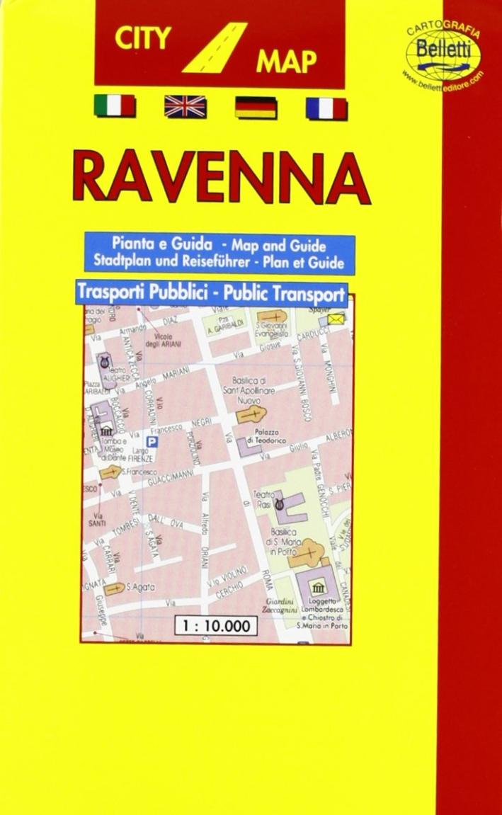 Ravenna 1:10.000