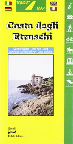 Costa degli Etruschi 1:50.000