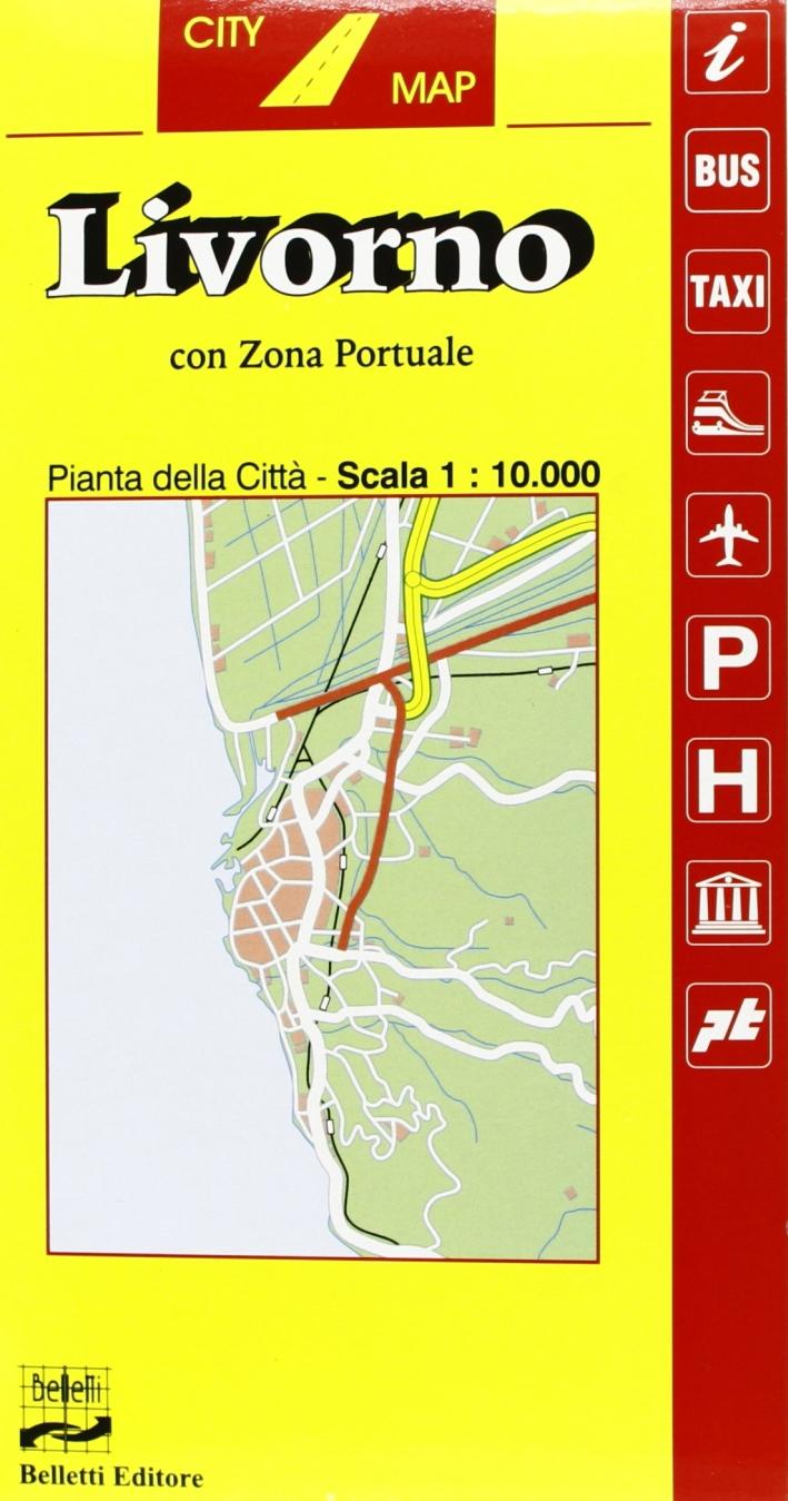 Livorno 1:10.000