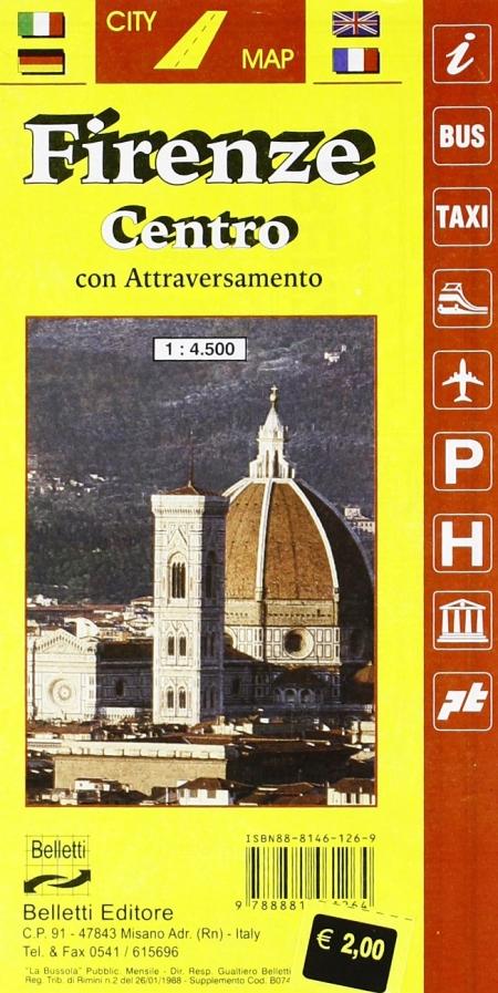 Firenze 1:4.500