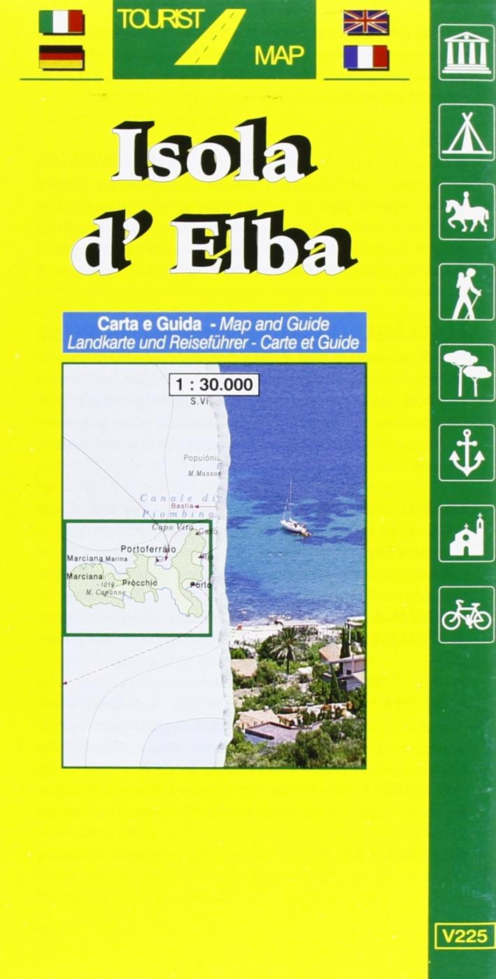 Isola d'Elba 1:50.000