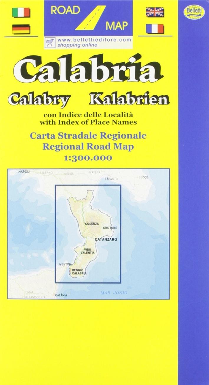 Calabria 1:300.000