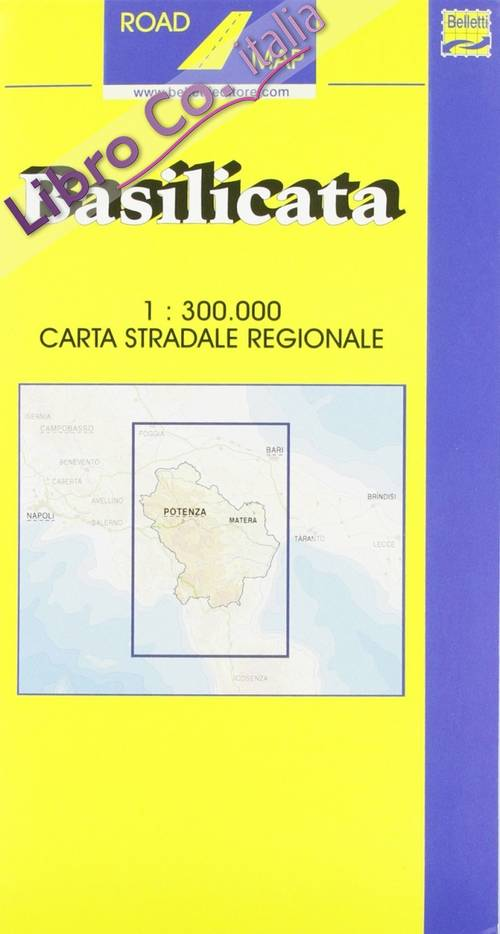 Basilicata 1:300.000