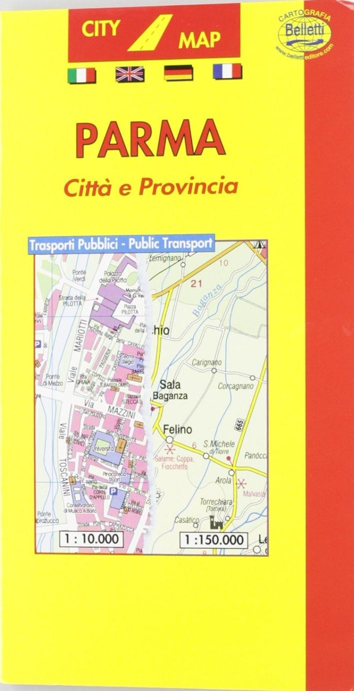 Parma 1:10.000