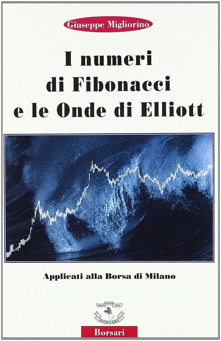 I numeri di Fibonacci e le onde di Elliott applicati alla borsa di Milano.