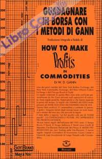 How to make profits in commodities (Guadagnare in borsa con i metodi di Gann).
