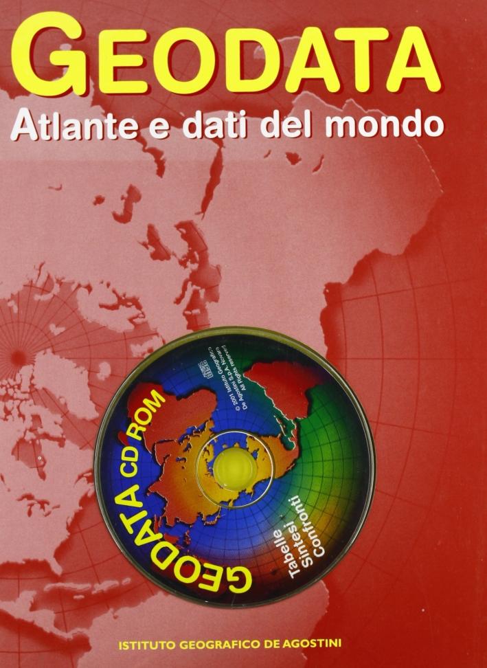 Geodata. Atlante e dati del mondo. Con CD-ROM