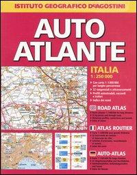 Auto atlante Italia 1:250.000