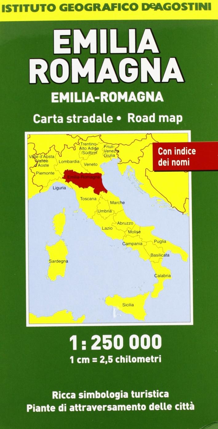 Emilia Romagna 1:250.000