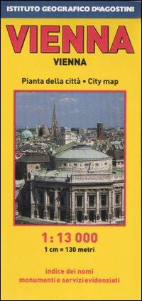 Vienna 1:13 000. Ediz. multilingue