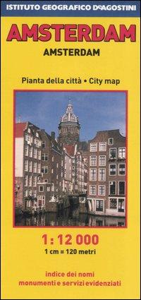 Amsterdam 1:12 000
