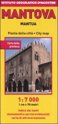 Mantova 1:7 000.