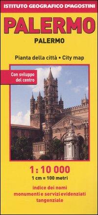 Palermo 1:10.000.