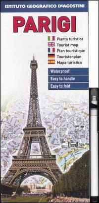 Parigi 1:17.500. Con penna.