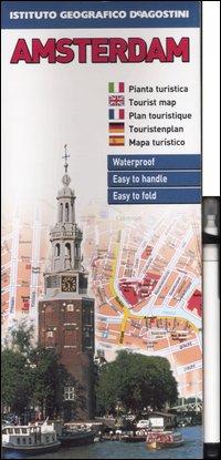 Amsterdam 1:17.500. Con penna