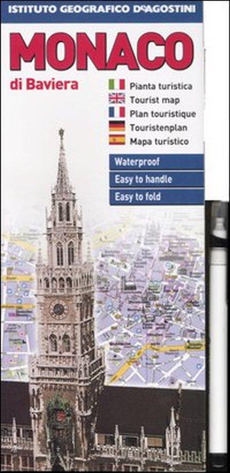 Monaco di Baviera 1:17.000. Con penna.