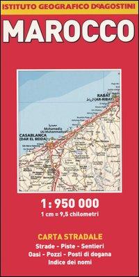 Marocco 1:950.000