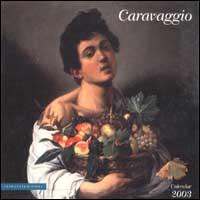Caravaggio. Calendario 2003.