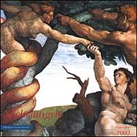 Michelangelo. Calendario 2003.