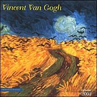 Vincent Van Gogh. Calendario 2003.