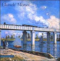 Claude Monet. Calendario 2003.