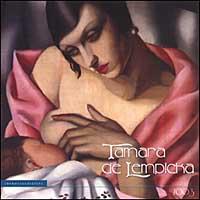 Tamara de Lempicka. Calendario 2003.