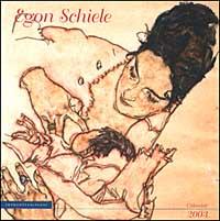 Egon Schiele. Calendario 2003.